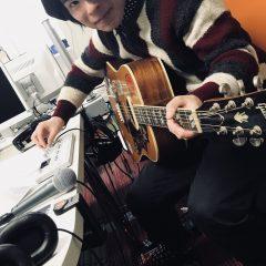 alasaka highway50君 ラジオ収録 ②