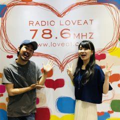 ラジオゲスト 菊地紗矢さん