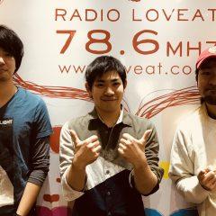 ラジオ ゲスト LOW MAN BOOGIE