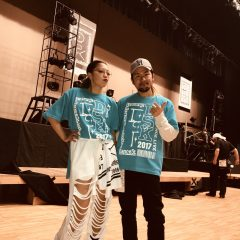 DSK Xmas dance live 2017 ④ ALISA 先生