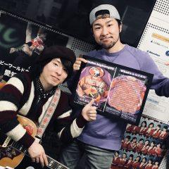 alasaka highway50君 ラジオ収録 ④