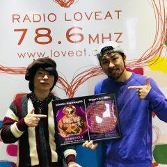alasaka highway50君 ラジオ収録 ①