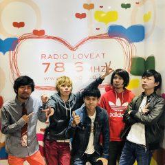 ラジオゲスト 『オオハシバンド』