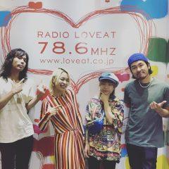 BOMBASTIC RADIO ゲスト「Without Crying 8/20放送」