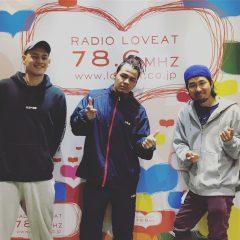 ボンバスティックレディオ ゲスト『 PLAYSSON & 51 n Ver.ry』